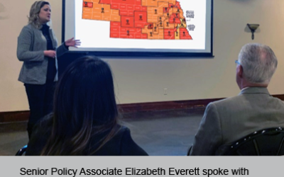 Early Childhood: A Dollars-and-Sense Issue for Gage County
