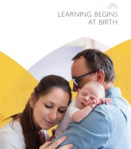 Learning Begins at Birth cover