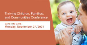 Thriving Children Conference graphic